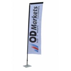 Bandeira Flybanner Recta
