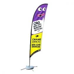 Bandeira Flybanner Vela